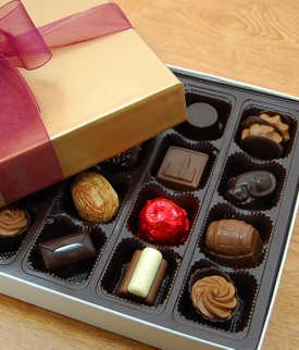 Belgian Chocolate Signature Selection