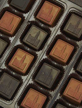 Belgian Chocolate Smooth Caramel Collection